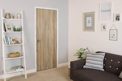 7€/m² d-c-fix Selbstklebende Tür Folie Klebefolie Möbelfolie Holz 90cm x 210cm 5