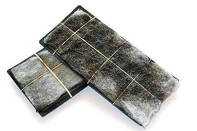5 X Aquanano Compatible 2/tray Carbon Filters 22.25.30.40.60.130 =6 Months  £24 5
