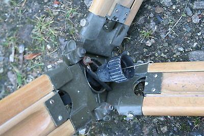 Officine Galileo B 1/9 Holz Stativ Schacht & Westerich 4