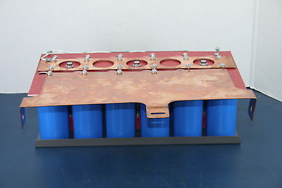 MGE UPS SYSTEMS S72-130460-10 4 7L BLDR DC Capacitor Bank Assembly
