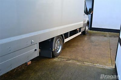 """To Fit 14+ Ford Transit MK8 Luton Body Minibus 16"""" Dual Wheel Trims Cover Sleeve 8"""