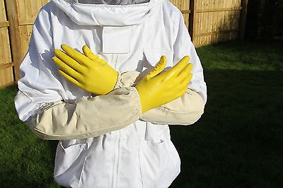 Beekeepers Wrist and Arm Protector - Beekeeping Sleeves -  Bee keepers Gauntlets 3
