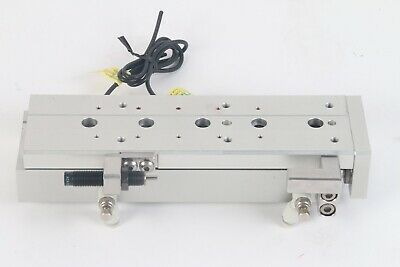 AirTac HLS16X100SBS Cylinder W/ 2x DS1HN020, 1x ACA1007-1N 3