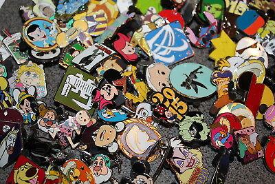 Disney Trading Pin Lot Of 25 Pins No Duplicates No Doubles 2
