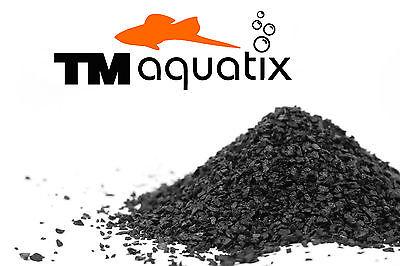 15 KG NATURAL BLACK AQUARIUM SUBSTRATE(SAND - GRAVEL 1-3mm) IDEAL FOR PLANTS 8