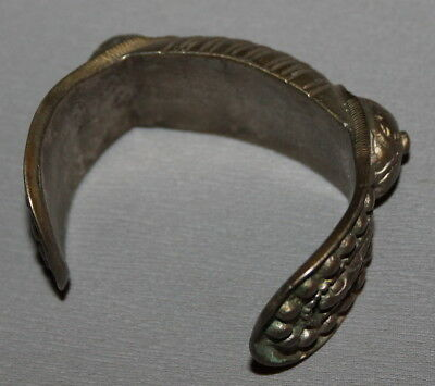 Antique Greek Orthodox Silver Fertility Bracelet