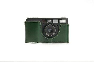 Genuine Real Leather Half Camera Case Bag Cover for Ricoh GR1V Film Camera 5