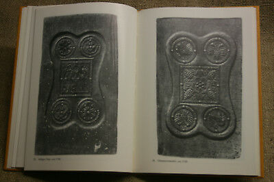 2 Sammlerbücher Holzmodel, Bäcker, Springerle, Holzkunst, Back-Modeln, Schnitzer 4