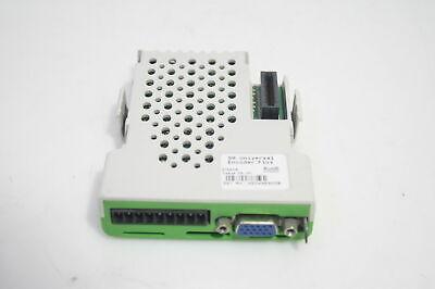 Control Techniques SM Universal Encoder Plus module STDX06 Issue 05.00 8