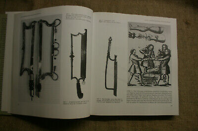 Kulturgeschichte alte medizinische Instrumente, Chirurgie, Arztbesteck Heilkunde 2