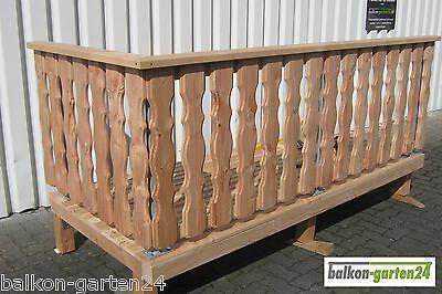 douglasie balkonbretter f r holzbalkone balkongel nder holz alt zu l rche eur 6 49. Black Bedroom Furniture Sets. Home Design Ideas