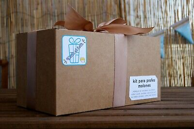 Kit emergencia profes molones - Regalo profesor - Mystery box - Teacher box 10