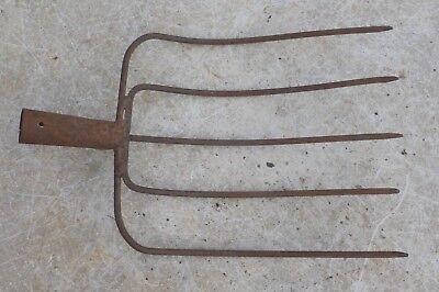 alter Schober Forke Kohleschober Kartoffelschippe 🌸 Kartoffelschaufel Bauer ⭐️ 2