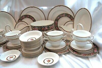Wedgwood Clio / Accent  Dinner & Tea Service Selection 4