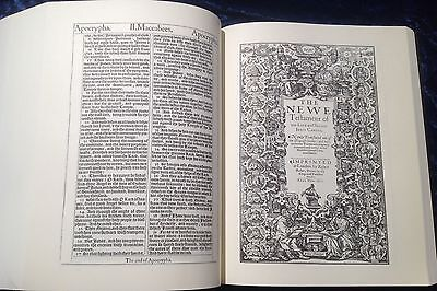 1611 King James Bible, 1st Edition 7