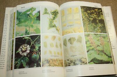 DDR-Lexikon Heilpflanzen, Drogen, Kräuter, Arzneipflanzen, 512 Abbildungen, 1989 4