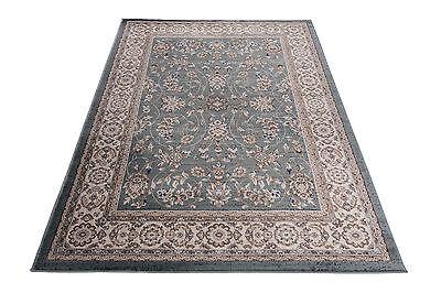 Teppich Osten Orientteppich Perser Vintage Teppiche Beige Grau Schwarz