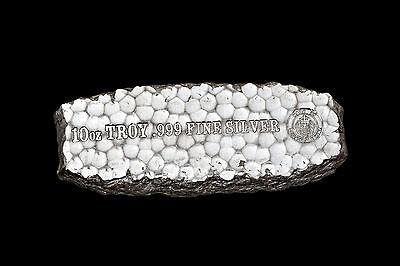 Tombstone 5 oz .999 Silver Nugget USA Made Bullion AG-47 Bar With Mint Bag /& COA