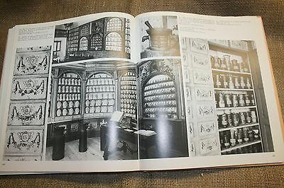 3 Sammlerbücher Historische Apotheke Pharmazie Apotheker Apothekerschrank 8