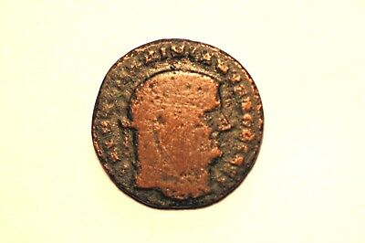 Ancient Roman Coin . AS ND 6