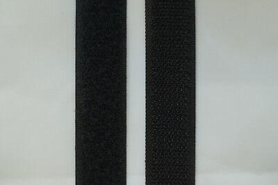 Klettband zum Nähen, Klettverschluss Band zum Aufnähen, Klettverschlussbänder