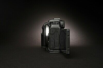 Genuine Real Leather Half Camera Case Bag Cover for Canon EOS RP 7