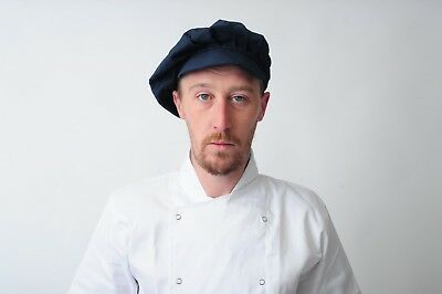 Baker Caps Black White Catering Hats for Chef Bouffant CAP in many colours 11