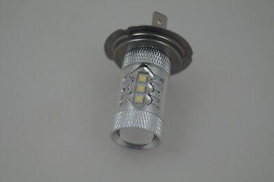 SET 2 x H7 CREE 16 LED HEADLIGHT BULBS FOG LIGHTS MERCEDES E CLASS W211 W212 02