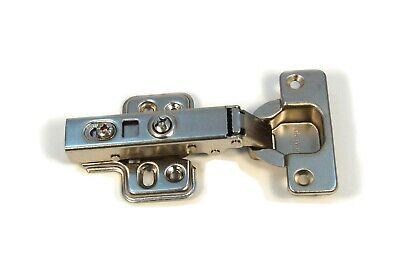 4x Topfband Eckanschlag hydraulisch Dämpfer Scharnier Topfscharniere Möbel 26mm