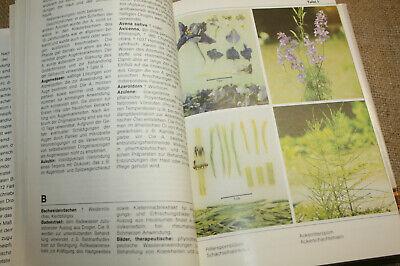 DDR-Lexikon Heilpflanzen, Drogen, Kräuter, Arzneipflanzen, 512 Abbildungen, 1989 2