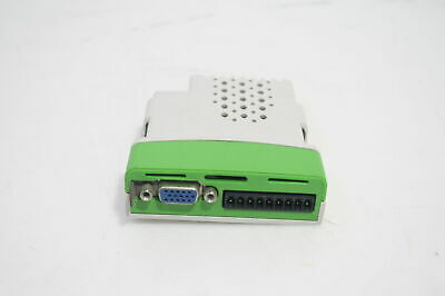 Control Techniques SM Universal Encoder Plus module STDX06 Issue 05.00 2