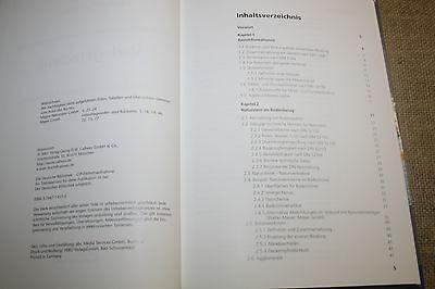 Fachbuch Steinmetz, Naturstein, Steinsetzer, Fliesenleger, Natursteinplatten 2