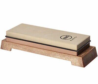 KING Japanese Whetstone combi 1000/6000 sharpening water stone KW65 2