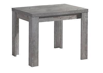 ... Ausziehtisch Esszimmertisch Tisch Küchentisch Ausziehbar 80 136 Beton  Esstisch 2