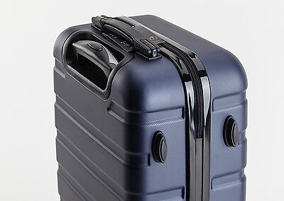 20 Inch (40L ) Suitcases Luggage Trolley Travel Bag Cabin Carry on hard case 9