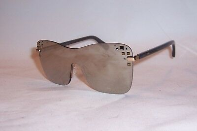 8e5e05f6be4 ... New Jimmy Choo Sunglasses Mask s 138-M3 Rose Gold silver Mirror  Authentic