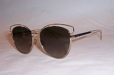97ad1e5d706 ... of 8 New Christian Dior Sideral 2 s Jb2-Ha Rose Gold brown Sunglasses  Authentic