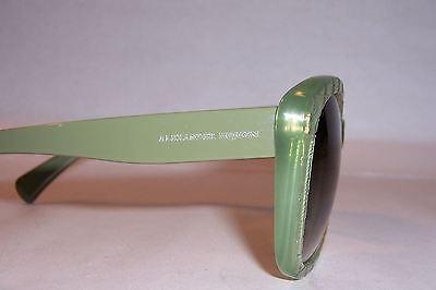 c1c597f1263 ... New Alexander Mcqueen Sunglasses Amq 4193 s Green brown K6H-Db  Authentic 6