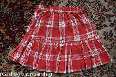 Room Seven girl's wrap around hand made skirt SIZE 116 (UK age 6 years) *LOVELY* 2
