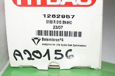 Hydac 1262957 / 0160R010BN4HC Filterelement (unbenutzt)