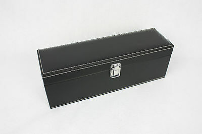 PU Wine Box with Accessories Opening Tools Kit Case Premium Deluxe quality