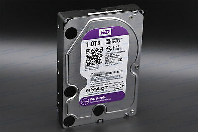 "OEM Western Digital WD Purple 3.5"" 1TB 2TB 3TB Surveillance Internal Hard Drive 2"