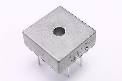 MB352W Einphasen Brückengleichrichter Urmax 200V If 35A Ifsm 400A DC COMPONENTS