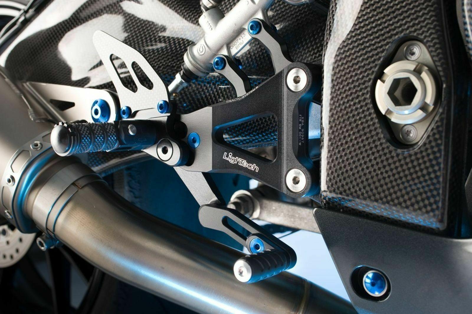 LIGHTECH Schrauben BOLT KIT COLOR  Motor Rahmen Verkleidung YAMAHA YZF R1 09-14