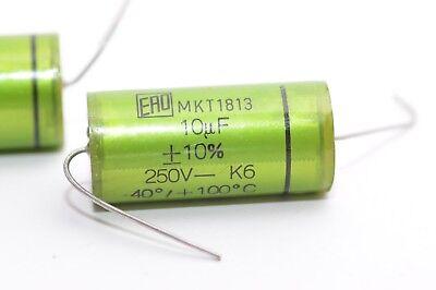 NOS 2x ERO MKT 1813 High-End Audio-Kondensator 1.5 µF // 250 V Audio Capacitor