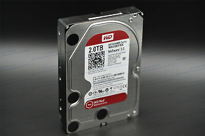 "OEM Western Digital WD Red 3.5"" 1TB 2TB 3TB 4TB NAS Internal Hard Drive 5"