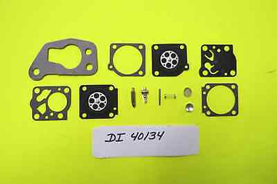 Carburetor Repair//Rebuild Kit Replaces ZAMA RB-1 for Mc Culloch 310 300 510 ZAMA C1-M2B Carburetor
