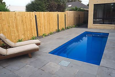 SWIM SPA PLUNGE Pool/ Spa-Swimming Pool all in ONE with small foot print