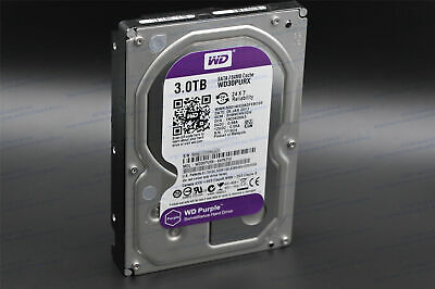 "OEM Western Digital WD Purple 3.5"" 1TB 2TB 3TB Surveillance Internal Hard Drive 4"