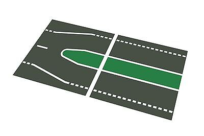 """LEGO 8.5/""""x11/"""" Printable Road Plate Standard Dark Gray PDF electronic only"""